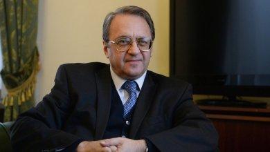 صورة بوغدانوف يفوز بجائزة نوّار لتعزيز الحوار العراقي – الروسي