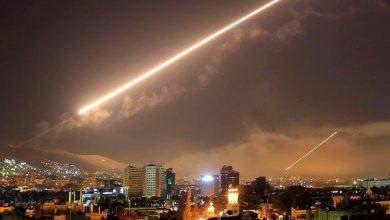صورة الضربات الإسرائيلية على سوريا قتلت 113 إيرانيًا خلال الاشهر الماضية
