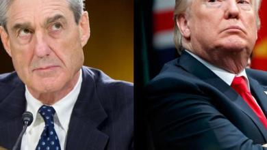 صورة ترامب يدين تحقيق مولر ونيويورك تايمز تقول أن اتهام ترامب بالتعاون مع روسيا ليس بعيدا