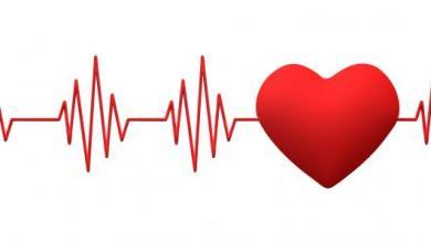 صورة نبضات قلب