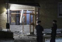 صورة مالمو/ انفجاران عنيفان يهزان المدينة في الليلة الماضية