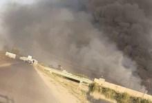 صورة لجنة لتقصي الحقائق تكشف لغز انفجار مستودع الذخيرة في بغداد