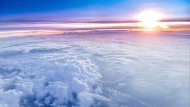 صورة العلماء يرصدون رنين الغلاف الجوي لكوكب الأرض.