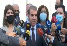 صورة أربيل ..وفد من برلمان كوردستان يزور القنصلية الفرنسية ويؤكد دعمه لباريس وحرية التعبير