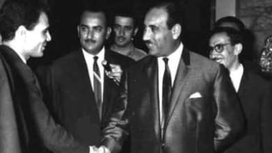 صورة عبدالحلــيم حافظ في ذكرى رحيله 44.