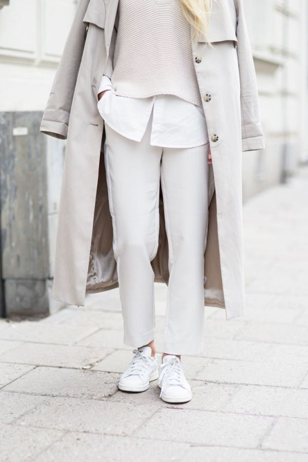 01 How to wear a coat - Go tonal