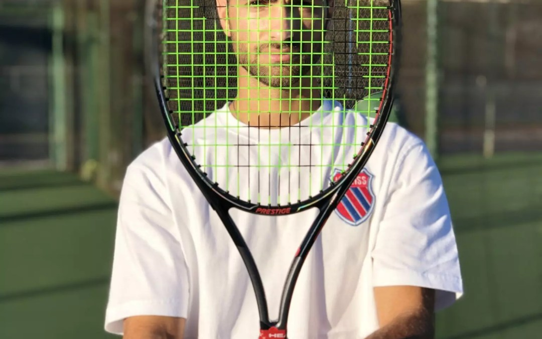 Episode 36 – Podcast with Tennis Professional Noah Rubin