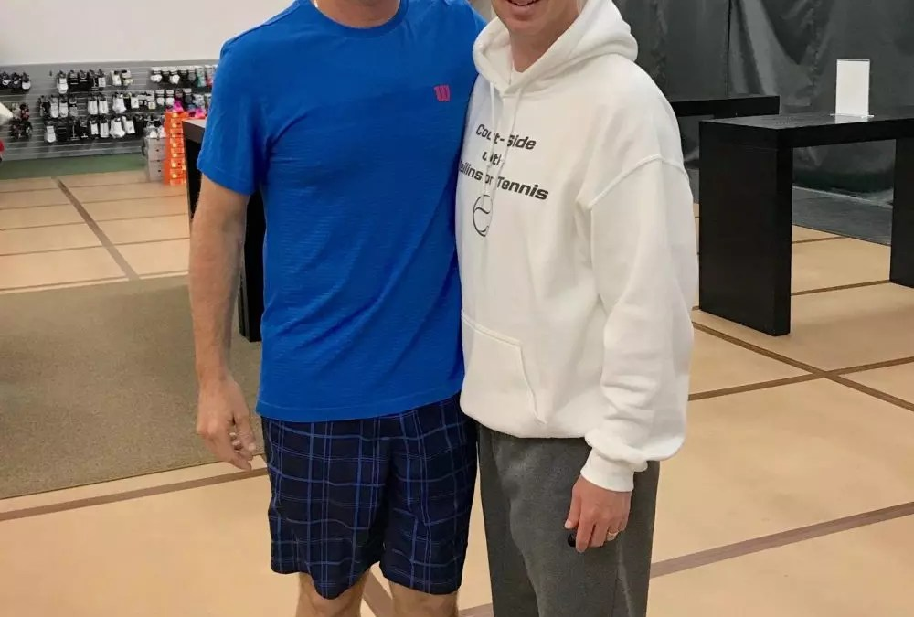 Episode 38 – Podcast with former ATP Professional Rob Budacsek
