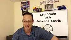 "S. 2 1/2, Ep. 26 – Court-Side with Beilinson Tennis – ""The Debate Continues…Who's the Greatest"""