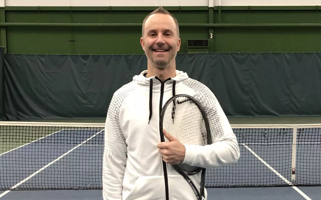 Episode 49 – Podcast with Tennis Teaching Professional Aaron Rusnak