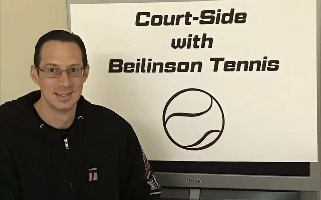 "S.3 1/2, Ep. 9 – FB Live ""Court-Side with Beilinson Tennis"" -NCAA Latest Ruling, Wimbledon News and More"