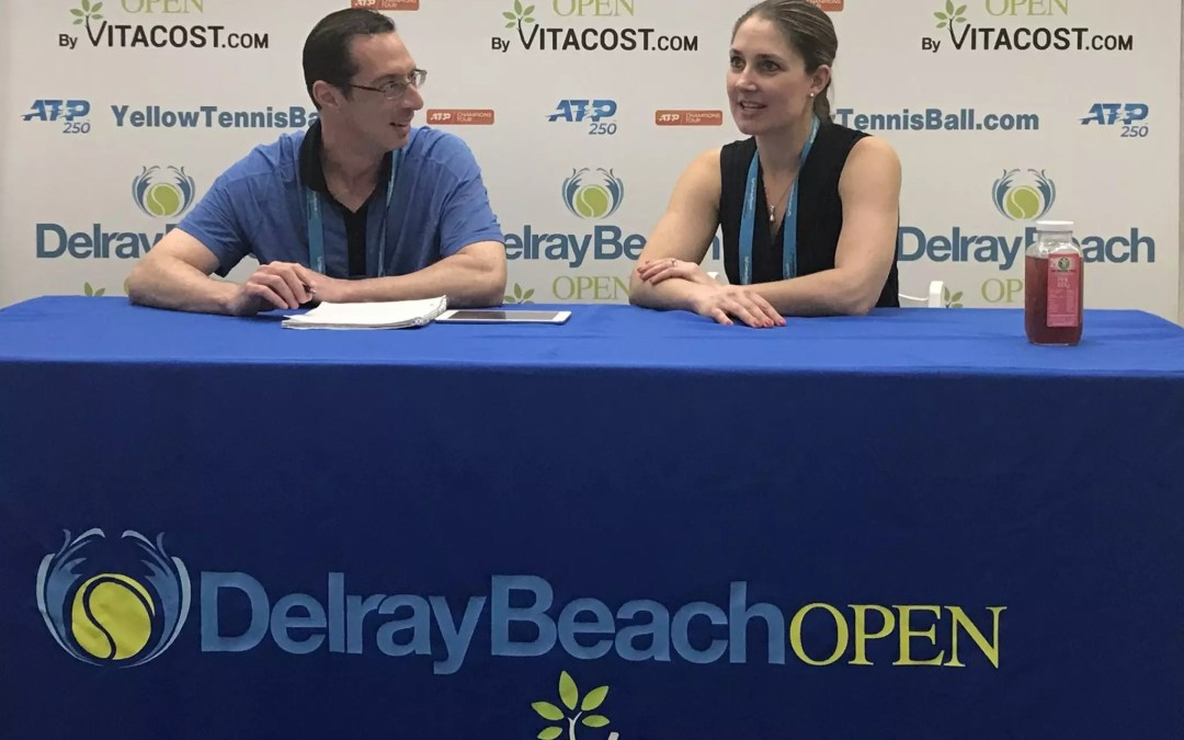 Episode 64 – Delray Beach Open – Perspective from a Media Director