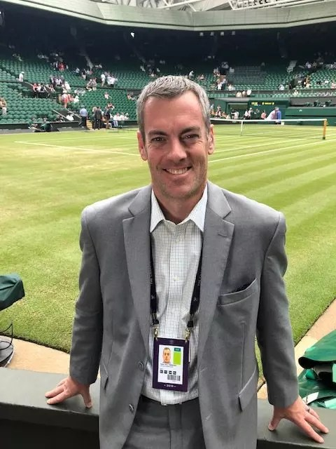Episode 74 – Podcast with Tennis Media and PR Veteran Pete Holtermann