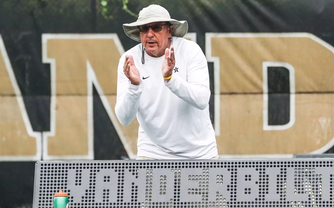 Episode 86 – Podcast with Vanderbilt Women's Tennis Coach Geoff Macdonald