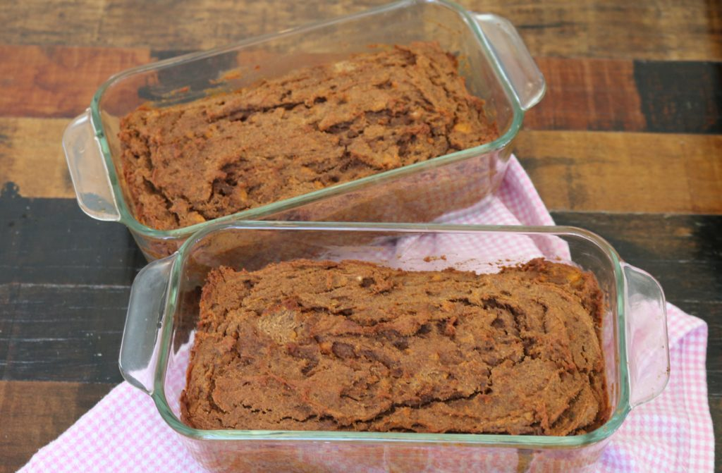 Dr Hyman's Spiced Sweet Potato Quick Bread