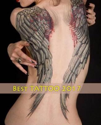 best tattoo 2017