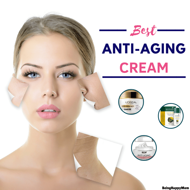 anti-aging cream for woman