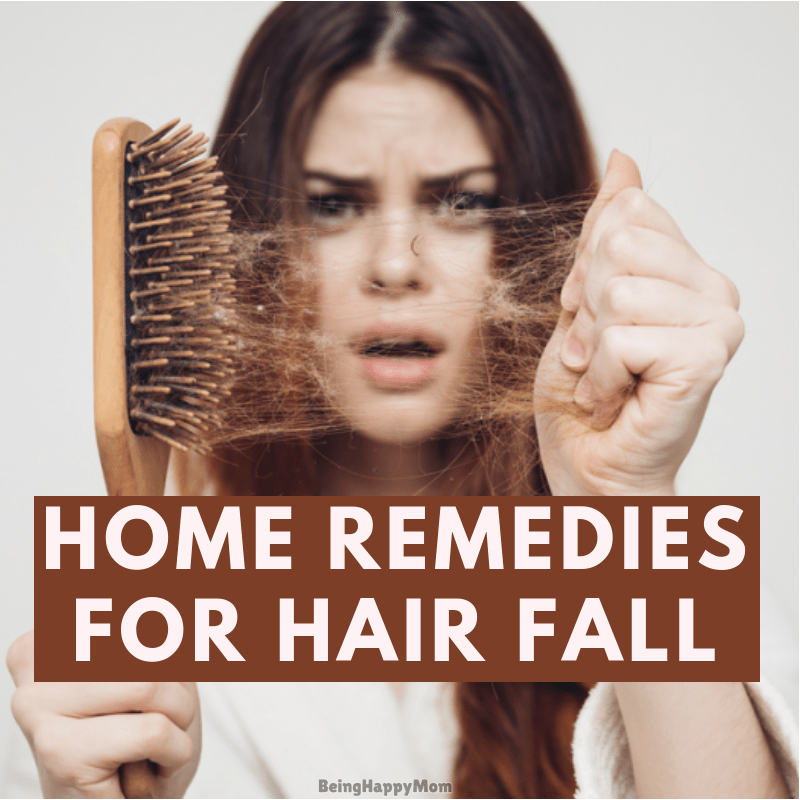 9 Best Home Remedies to Stop Hair Fall Immediately