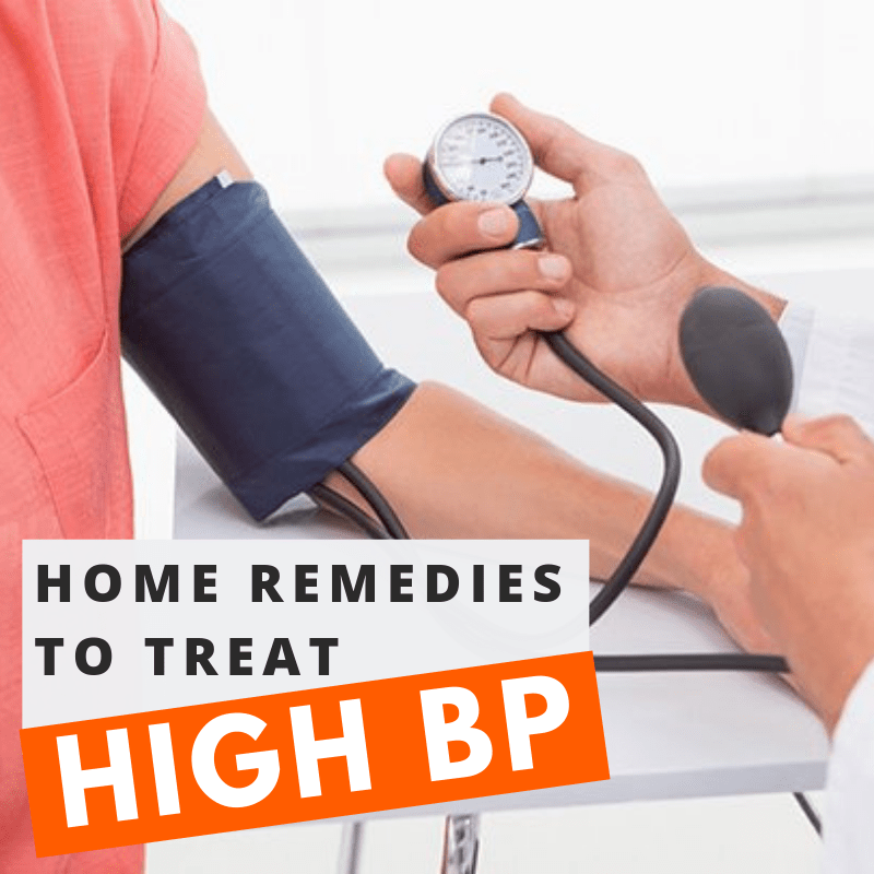 11 Home Remedies for High Blood Pressure in 2020