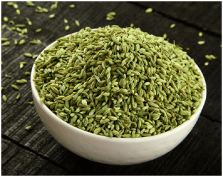 Fennel Seeds for Indigestion