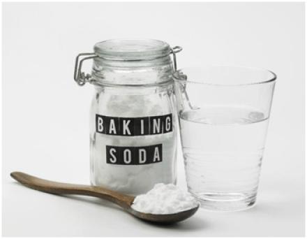 Baking Soda as remedy for skin allergy