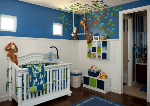 Get The Baby Nursery Ready with an Antibacterial Paint