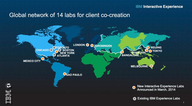 IBM bankrolls a new $100M #CX unit. Will it work?