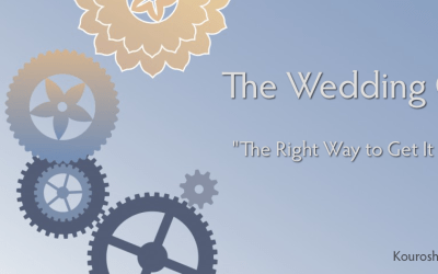 """The """"Right Way"""" to Get It Done  – or """"The Wedding Gift"""""""
