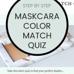 Makeup Match Quiz Saubhaya Makeup