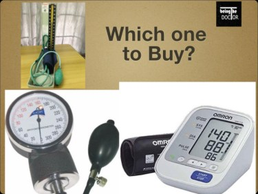 blood pressure sphygmomanometer monitor