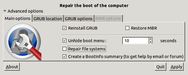 How To Recover Grub After Installing Windows