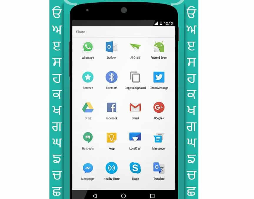 How To Read/Write Punjabi in Android – 2017