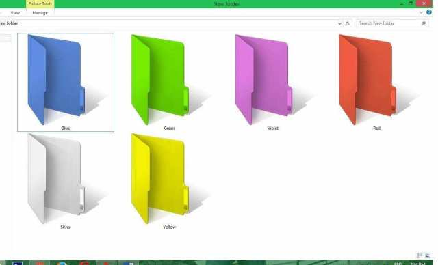 How To Change Folder Color in Windows?