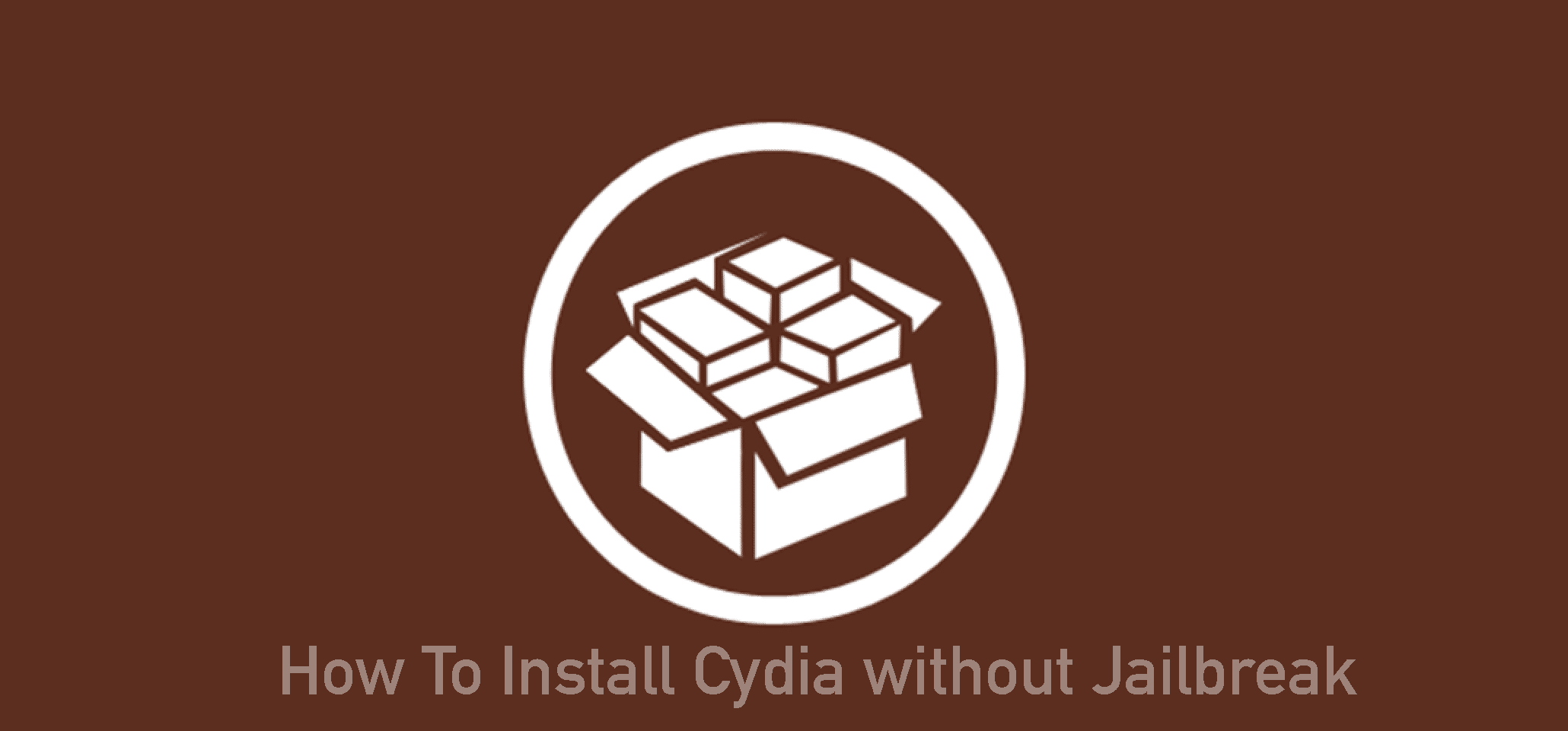 how to install cydia without jailbreak 2017