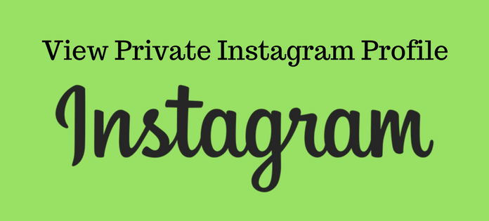 5 Tools to View Private Instagram Profile 2019