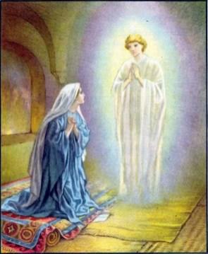 Mary Luke 1: 26-38