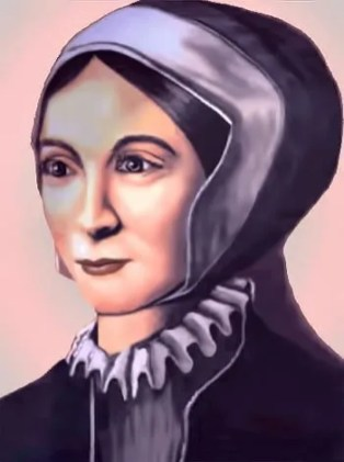 6. This woman was one of the English Martyrs