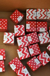Advent-Calendar-in-large-packing-box