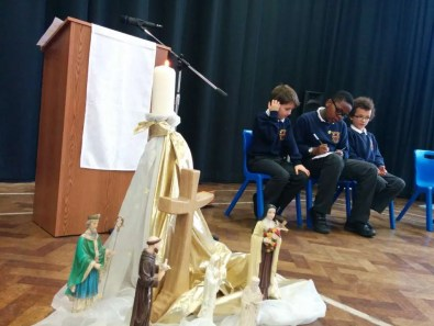 Working with young people across the school