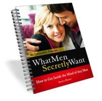What Men Secretly Want Coupon