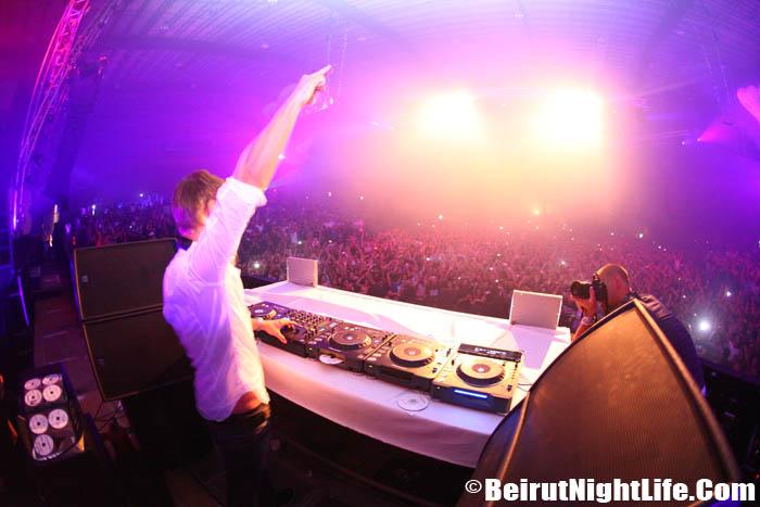 Armin Van Buuren @ Biel Press Release