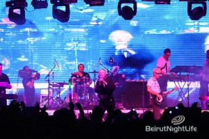 Above & Beyond Live in Beirut