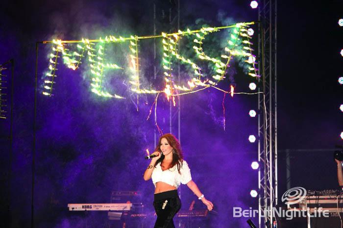 Akon Live in Lebanon 2009