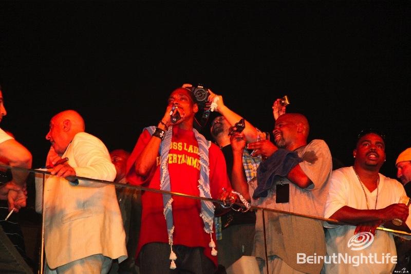 Snoop Dogg Live @ SkyBar