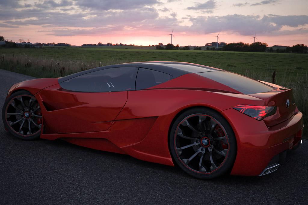 BMW GT M1 BNL