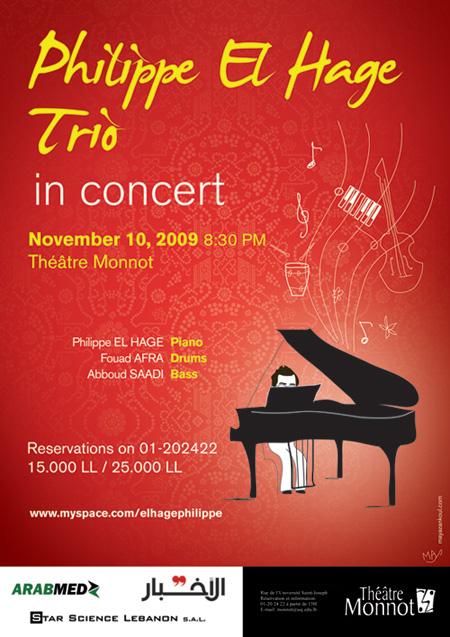 Philippe El Hage Trio