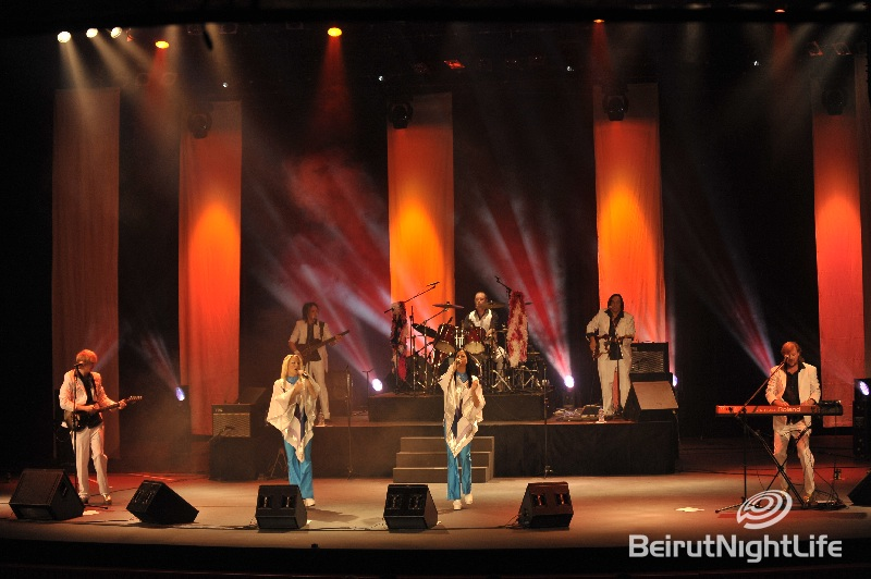 Abba Fever @ Casino du Liban