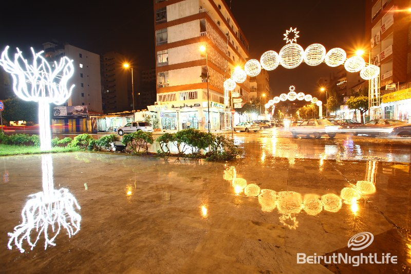 Lebanon Christmas Decorations Ranked Top 3 World Wide