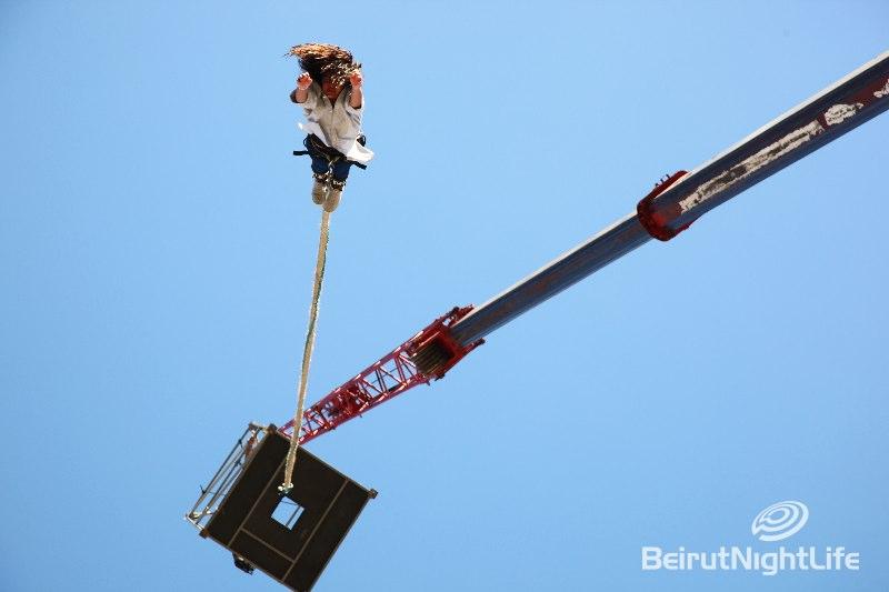 LAU Bungee Jumping 2010