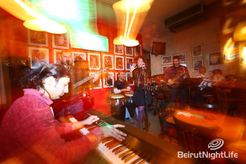 Tabasco Live @ Blue Note Café